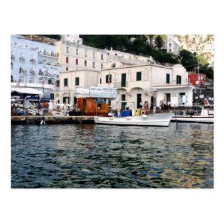 Capri Coast Postcard