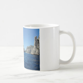 Capri Faraglion Rocks Italy Coffee Mug