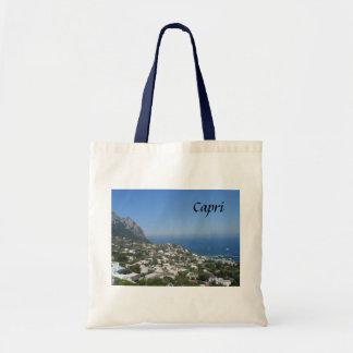 Capri, Italia Bolsa Tela Barata