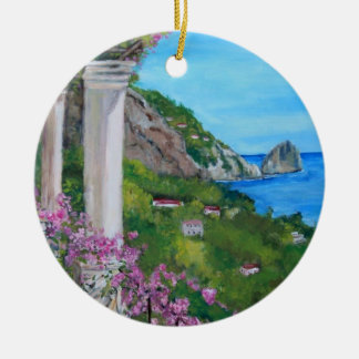 Capri Italia - ornamento