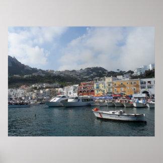 Capri, Italia Impresiones