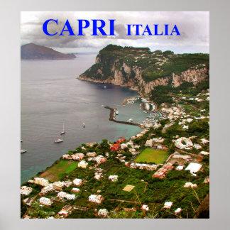 capri Italia Posters