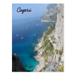Capri, Italia Postales