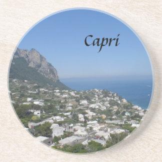 Capri, Italy Coaster