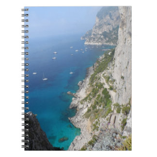 Capri, Italy Notebook