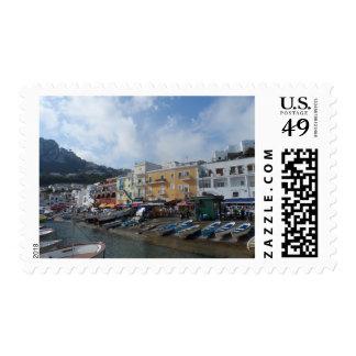 Capri, Italy Postage