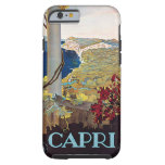 Capri, Italy Vintage Travel iPhone 6 Case