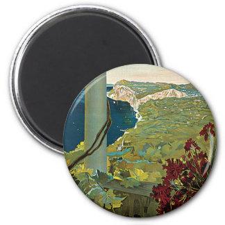 Capri 2 Inch Round Magnet