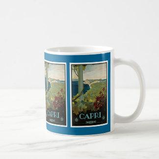 Capri Classic White Coffee Mug
