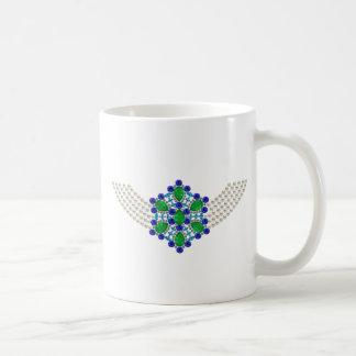 Capri Necklace Coffee Mug