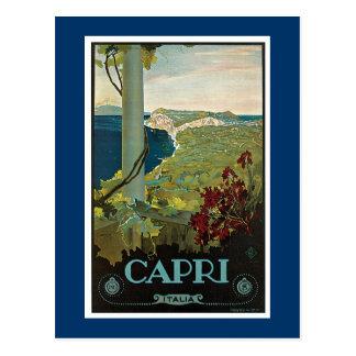 Capri Postcard