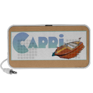 Capri Powerboat Mini Speaker