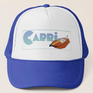 Capri Powerboat Trucker Hat