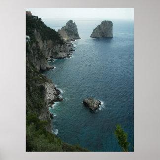 Capri Twins Poster