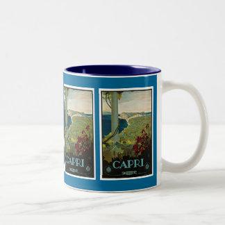 Capri Two-Tone Coffee Mug