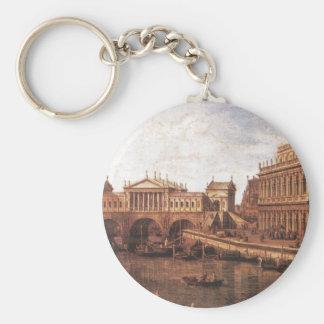 Capriccio: a Palladian Design for the Rialto Keychain