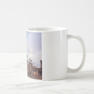 Capriccio: The Horses of San Marco in the Piazzett Coffee Mug