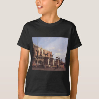 Capriccio: The Horses of San Marco in the Piazzett T-Shirt