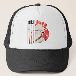 caprice4 trucker hat