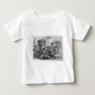 Caprice decoration, a group of ruins inhabited baby T-Shirt