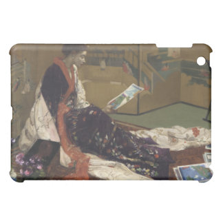 Caprice in Purple and Gold - James Whistler iPad Mini Cover