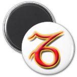 Capricorn #1 Magnet