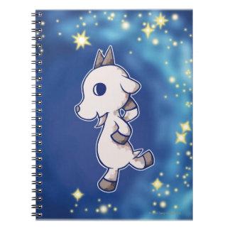 Capricorn 2 spiral notebook