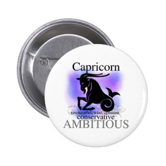 Capricorn About You Button