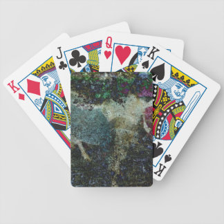Capricorn Abstract Bicycle Playing Cards