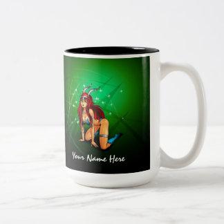 Capricorn Add Your Name Mug