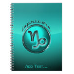 Capricorn Astrological Sign Notebook