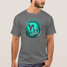 Capricorn Astrological Sign T-Shirt
