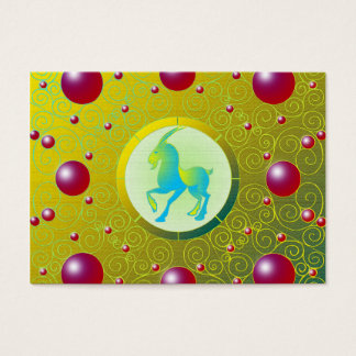 Capricorn Business Card