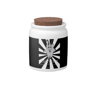 Capricorn Candy Jar
