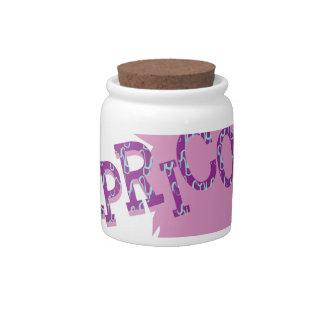 Capricorn Candy Jars