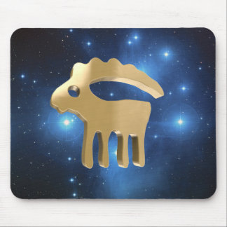 Capricorn, Capricorno Mouse Pad