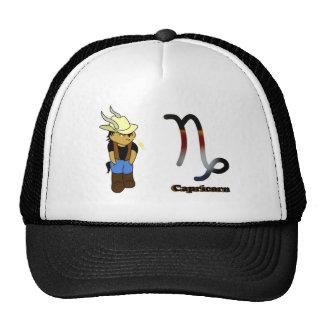 Capricorn chibi hats