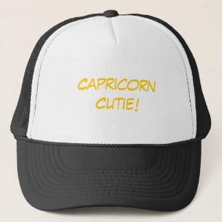 Capricorn Cutie! Trucker Hat