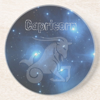 Capricorn Drink Coaster