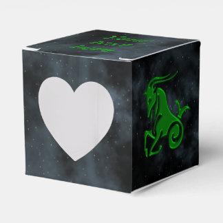 Capricorn Favor Box