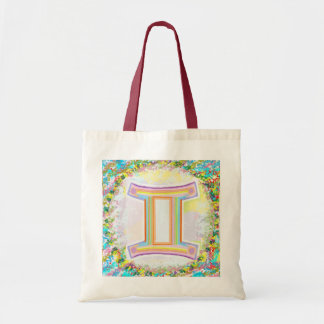 Capricorn, Gemini, Cancer - Zodiac Astrology Canvas Bag