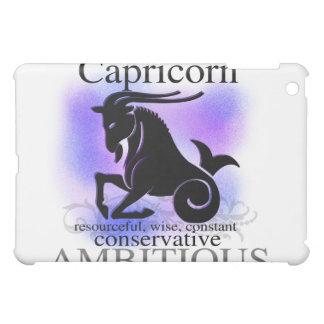 Capricorn Horoscope Sign iPad Mini Case