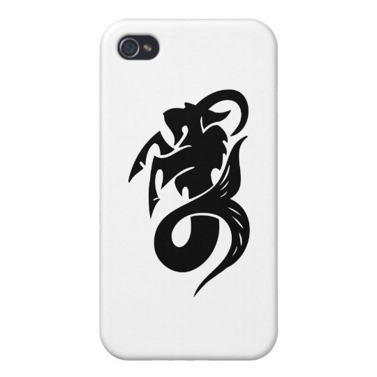 Capricorn iPhone 4 Cover