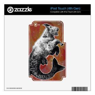 Capricorn iPod Touch 4G Skins
