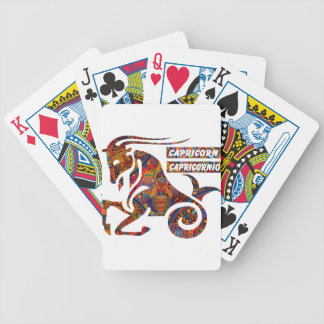 CAPRICORN MAYAN HOROSCOPES PRODUCTS BICYCLE POKER CARDS