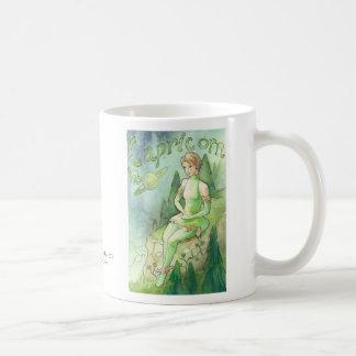 Capricorn Classic White Coffee Mug
