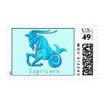 Capricorn Postage Stamp