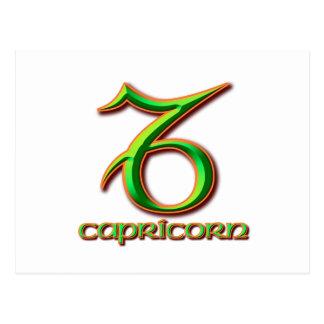 Capricorn Postcard