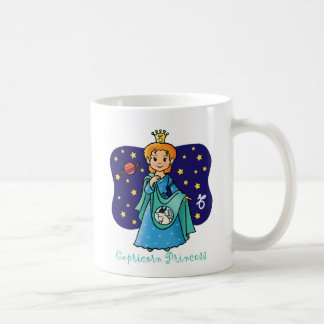Capricorn Princess Coffee Mug