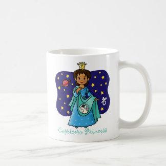 Capricorn Princess Mugs
